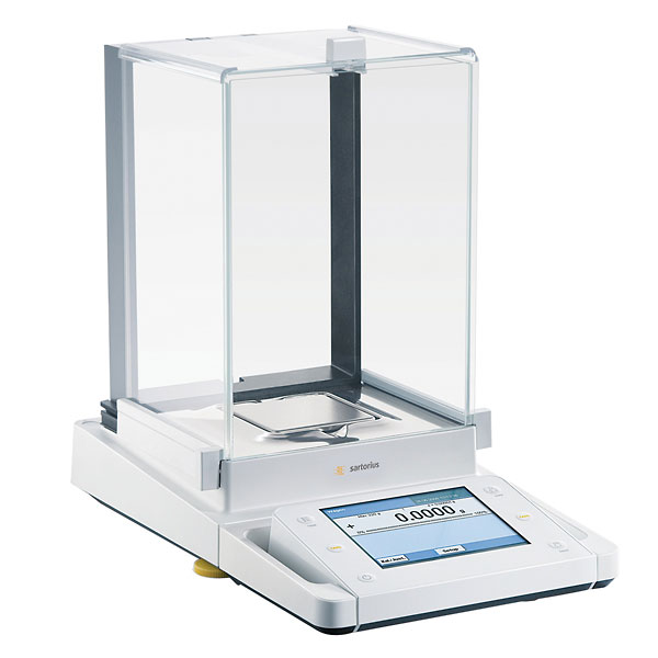 Sartorius Cubis Semi-Micro and Analytical Balances