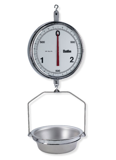 Chatillon   8200 Series, 13 Inch Hanging Dial Scale